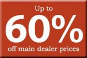 60% cheaper car servicing